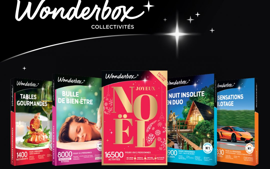 LE BLACK FRIDAY WONDERBOX :