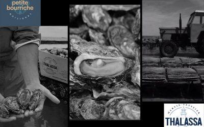 Thalassa Tradition : 30% de remise sur  les bourriches d'huîtres de Normandie