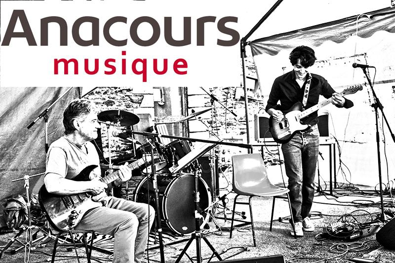 Anacours musique
