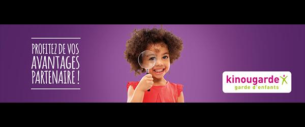Kinougarde : garde d'enfants !