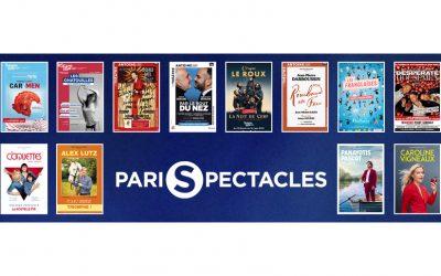 Paris Spectacles